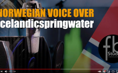 Voice over for Icelandic Spring Water